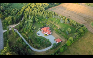 Przykładowa realizacja nieruchomości dronem